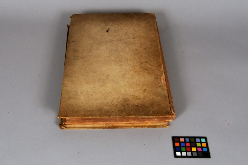Facsimile of the Black-Letter Prayer Book--Before