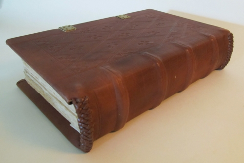 Finished Gothic Binding model